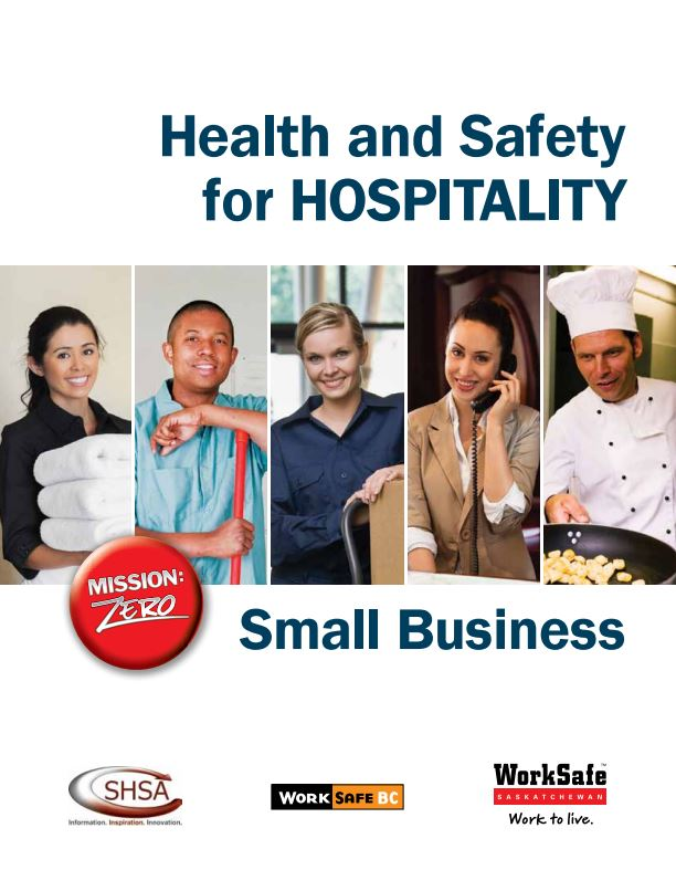 Health and Safety Hospitality for Small Business