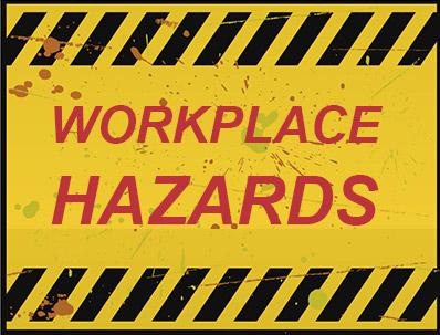 Hazards - Hazards