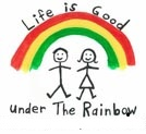 Rainbow Youth Center Logo #2
