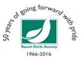 Ranch Logo Anniversary