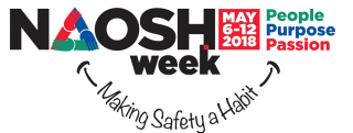 North American Occupational Safety and Health Week (NAOSH) – May 6